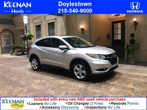 Certified Pre-Owned 2016 Honda HR-V EX