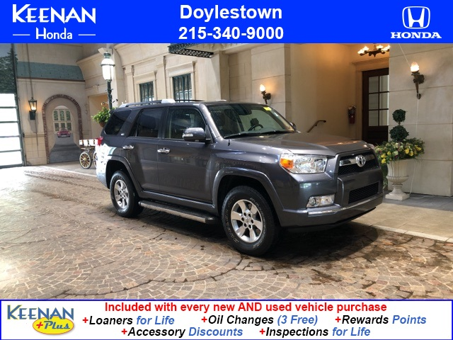 Pre-Owned 2013 Toyota 4Runner Trail