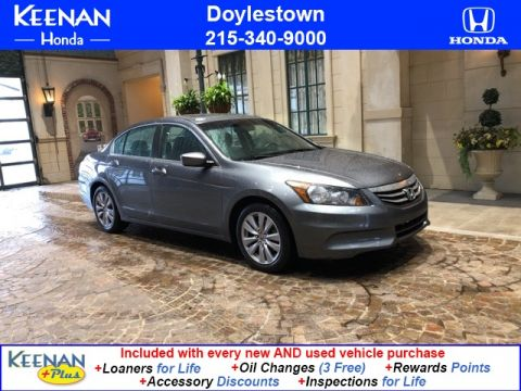 Pre-Owned 2012 Honda Accord EX-L 2.4